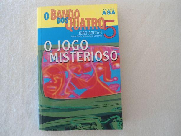 O Bando dos Quatro por João Aguiar (3 livros)