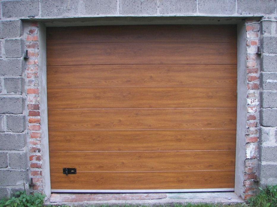 Brama garażowa brama segmentowa Piotrków Trybunalski - image 1