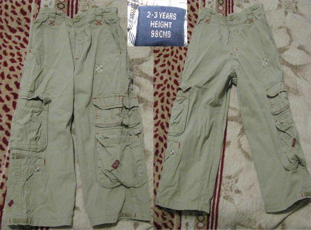 Детская одежда: штанишки на 24-36 месяцев (92-98 см)