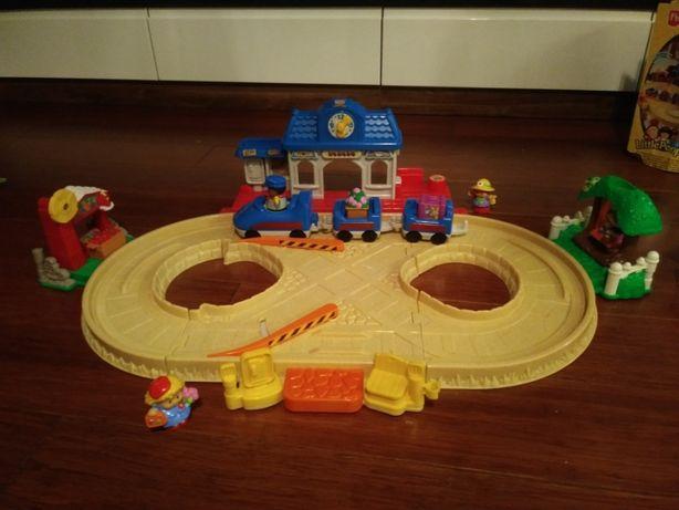 Little People Fisher-Price - pociąg