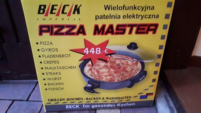 Patelnia elektryczna Pizza Master Beck 40cm 1500 W