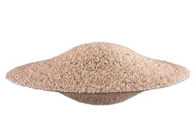 KO Piasek kwarcowy suszony do piaskowania ścierniwo worek 25kg