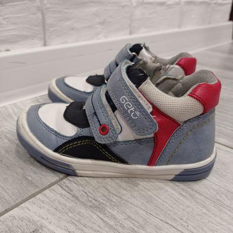 Buty chłopięce 26 . Trzewiki wiosenne