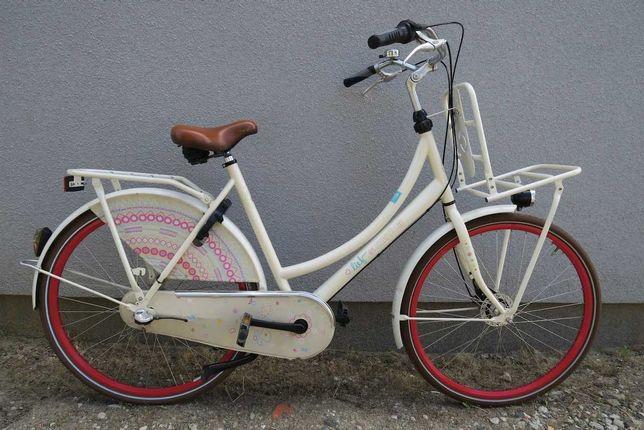 Wygodny rower holenderski Cortina Lief Nexus 3