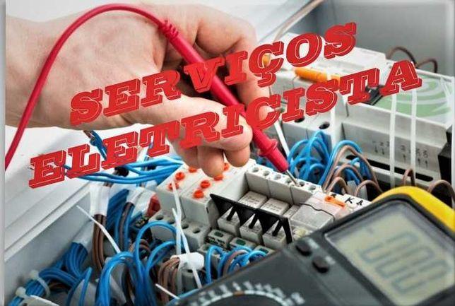 Eletricista (  trabalho  todas zona Lisboa)