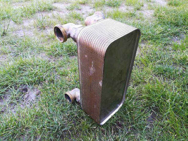 Wymiennik ciepła płytowy (używany) 0,7 L