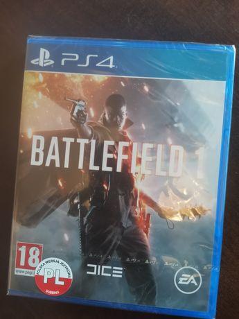 Battlefield 1 PS4 polski dubbing nowa w folii