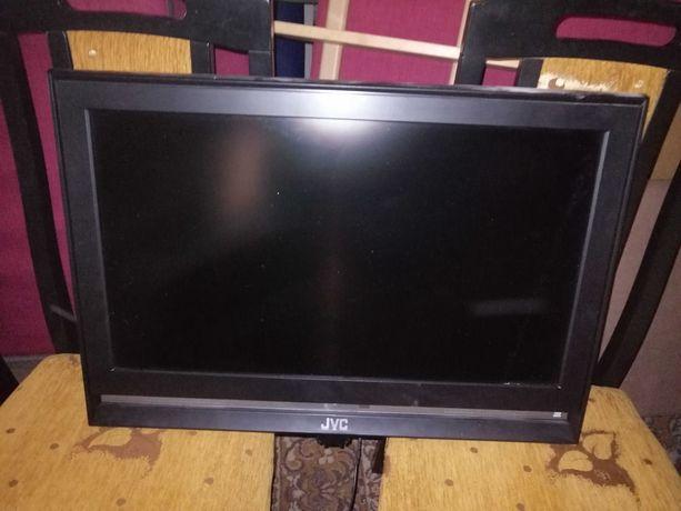 Telewizor + DVD sprawne z pilotami - cena za komplet
