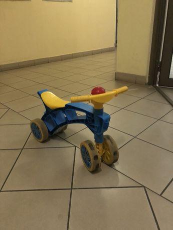 Детский беговел, толокар, велик без колес