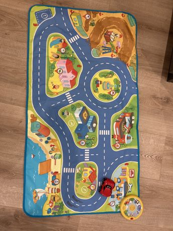 Electronic city playmat chicco