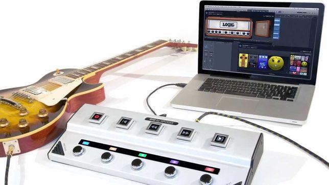 Apogee Gio - Pedaleira Efeitos Guitarra