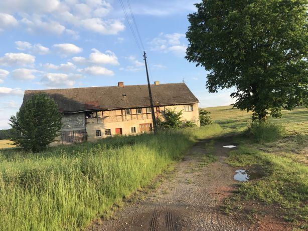 Sprzedam Dom grunty rolno-budowlane