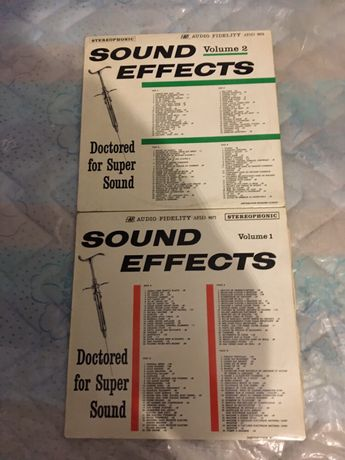 Vinis de sons fabulosos.