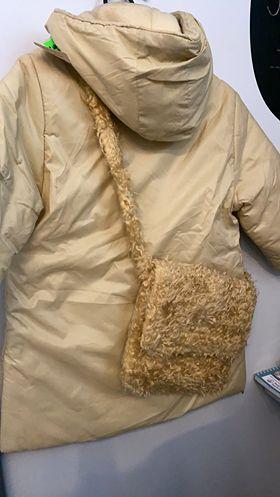 NOWY płaszczyk zimowy firmy PAULA + torebka r.104 Wieliczka - image 1