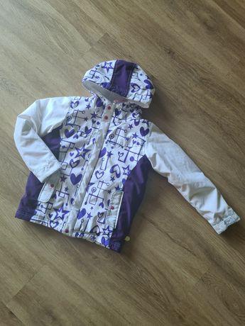 Super kurtka firmy Crocs, rozmiar na 5 lat, Ocieplana