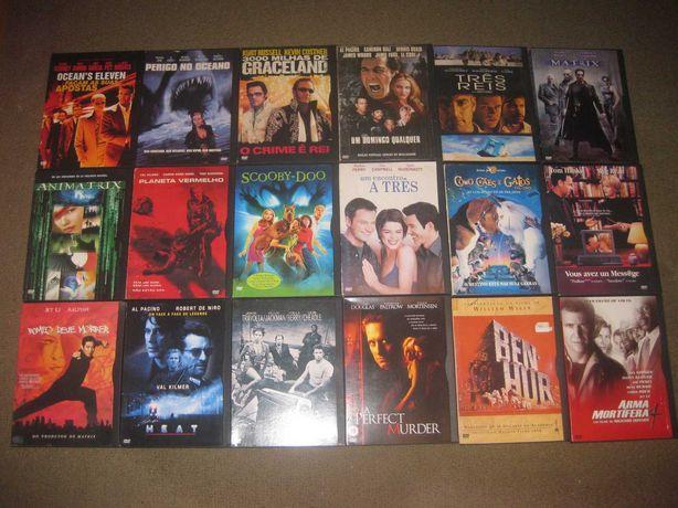 50 Filmes DVD em Caixa Snapper!