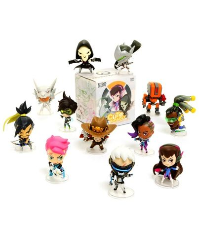 Figurka Overwatch Cute but Deadly Seria 3