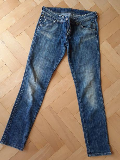 Spodnie Dżinsy Wrangler damskie W 29 L 32