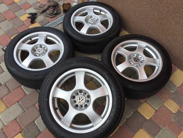 Тітанові діски Zenden 5*112*100 R16 -Audi-Scoda-VW-Seat