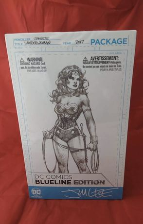 DC Comics Wonder Woman Nowa figurka. Prezent dla fana kolekcjonera