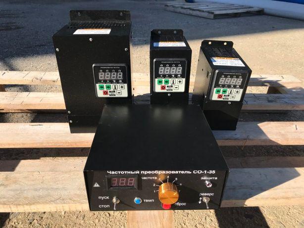Преобразователь частоты, частотник, частотный преобразователь, 5,5кВт