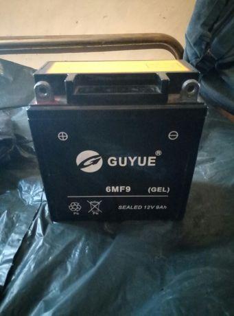 Гелевий акумулятор 12V
