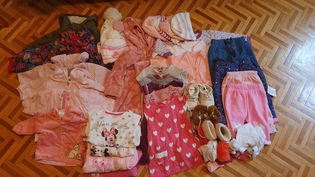 Ubranka dla dziewczynki 62-68