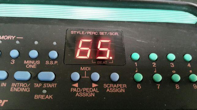 Perkusja elektroniczna Yamaha