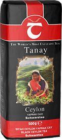 Цейлонский чай Tanay A Quality - 500 грамм