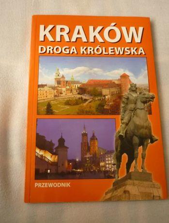 Kraków Droga Królewska, Przewodnik + mapa