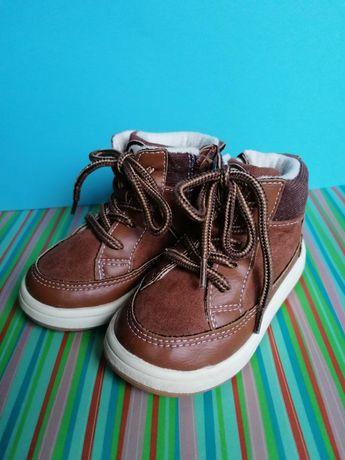 Buty buciki trzewiki H&M jak NOWE rozmiar 20/21 około 13 cm
