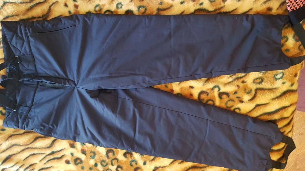 Теплые брюки на толстой подкладке 50-52  размера Одесса - изображение 1