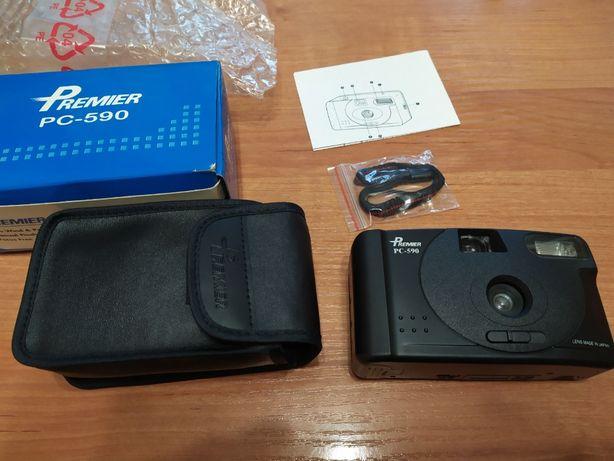 Пленочный фотоаппарат НОВЫЙ полуавтомат в упаковке  Premier Премьер