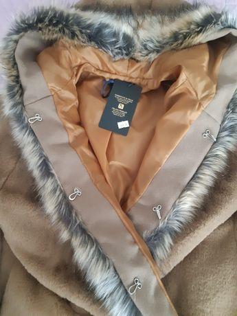 Płaszcz/futerko Made in Italy, XL