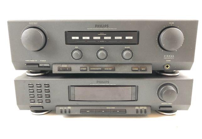 Wzmacniacz Philips FA931/00S tuner radiowy Philips 70FT920/20S
