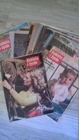 Kobieta i życie z 1974/ 1975 - 32 sztuki za czekoladę