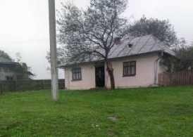 Будинок біля Чорткова село Залісся Чортківський р-н.Дом возле Черткова