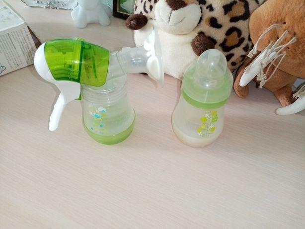 Молокоотсос Мам молоковідсмоктувач