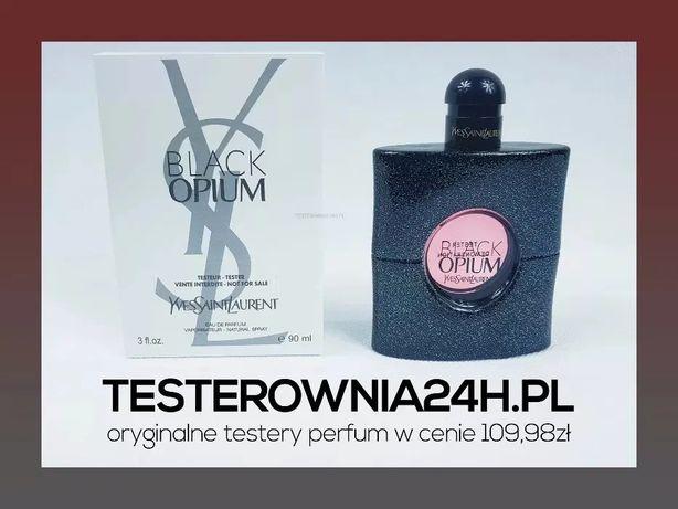 Yves Saint Laurent Black Opium 90ML EDP   NOWY TESTER