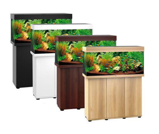 Juwel Zestaw Rio 240 Akwarium z oświetleniem LED + Szafka