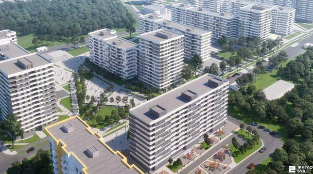 Продам свою 1 ком. квартиру в ЖК Пролисок 47,75 м2 Новые дома