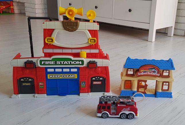 Zestaw straż pożarna