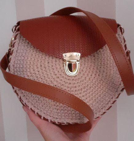 Oryginalna torebka handmade