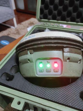 TopografiaSatlab SL500 com 200canais GPS Glonass+ controladora Archer