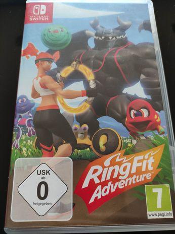 Ringfit Adventure - Jogo Nintendo Switch