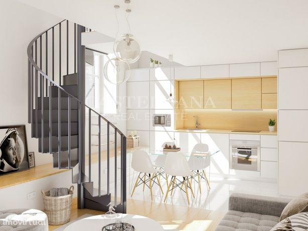 Apartamento T1 Duplex - Porto