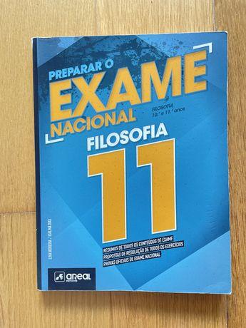 Livro de preparação para exame de Filosofia 11