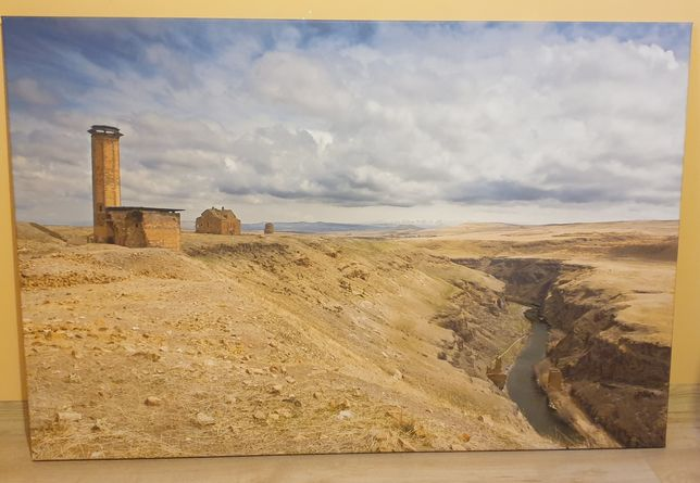 Turcja Ani. Zdjęcie na płótnie. 120 x 80