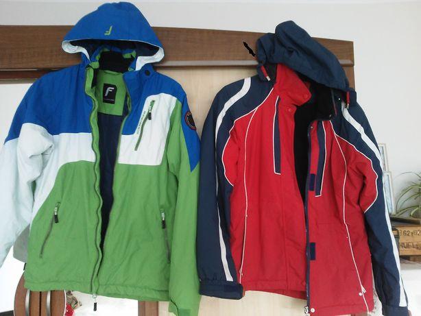 kurtka termoaktywna, spodnie narciarskie w różnych rozmiarach od 55 zł