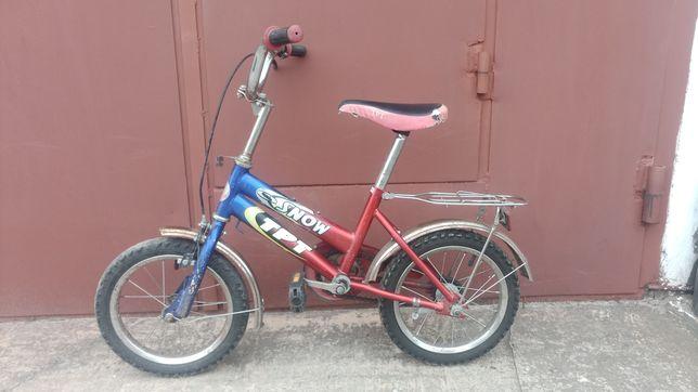 Продається дитячий велосипед TPT SNOW б/в в м. Вараш